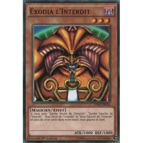 Exodia l'Interdit (C) [LDK2]