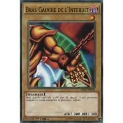 Bras Gauche de l'Interdit (C) [LDK2]