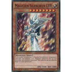 Yugioh - Magicien Silencieux LV8 (C) [LDK2]