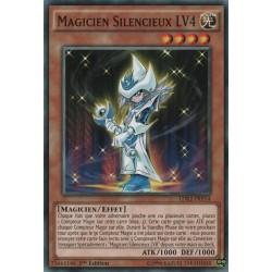 Yugioh - Magicien Silencieux LV4 (C) [LDK2]