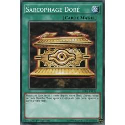 Yugioh - Sarcophage Doré (C) [LDK2]