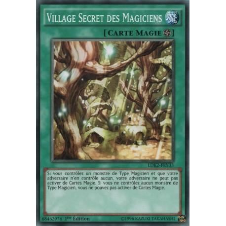 Yugioh - Village Secret des Magiciens (C) [LDK2]