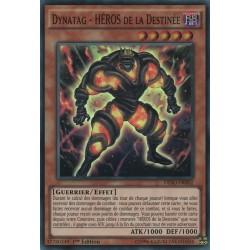 Yugioh - Dynatag - Héros De La Destinée (SR) [DESO]