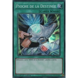 Yugioh - Pioche De La Destinée (SR) [DESO]