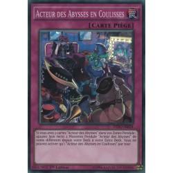 Yugioh - Acteur Des Abysses En Coulisses (SR) [DESO]