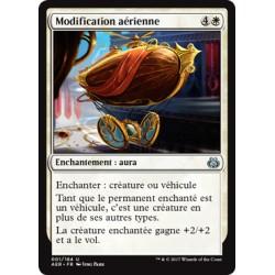 Blanche - Modification Aérienne (U) [AER]
