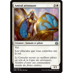 Blanche - Amiral Aéronaute (U) [AER]
