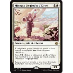 Blanche - Mineuse de Géodes d''Ether (R) [AER]