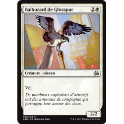 Blanche - Balbuzard de Ghirapur (C) [AER]