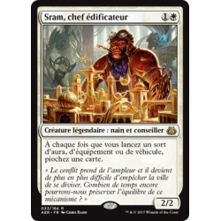 Blanche - Sram, Chef Edificateur (R) [AER]