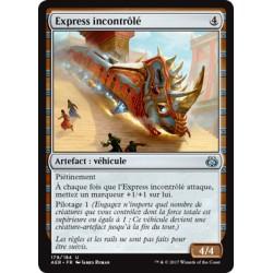 Artefact - Express Incontrôlé (U) [AER]