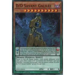 D/d Savant Galilée (C) [SDPD]