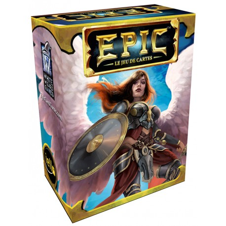 Epic, le jeu de cartes