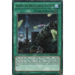 Yugioh - Usine De Recyclage Fusion (R) [RATE]
