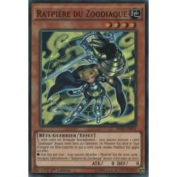 Yugioh - Ratpière Du Zoodiaque (SR) [RATE]