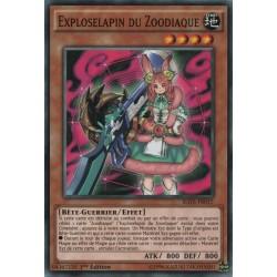 Yugioh - Exploselapin Du Zoodiaque (C) [RATE]