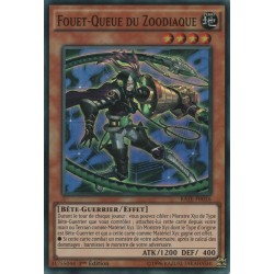 Yugioh - Fouet-queue Du Zoodiaque (SR) [RATE]
