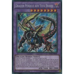 Yugioh - Dragon Pendule Aux Yeux Braves (STR) [RATE]