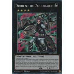 Yugioh - Drident Du Zoodiaque (STR) [RATE]
