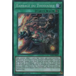 Yugioh - Barrage Du Zoodiaque (STR) [RATE]