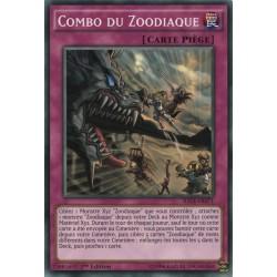 Yugioh - Combo Du Zoodiaque (C) [RATE]
