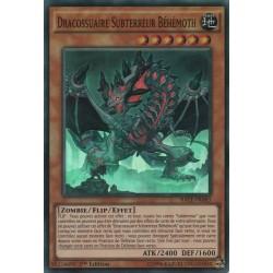 Yugioh - Dracossuaire Subterreur Béhémoth (SR) [RATE]