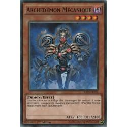 Yugioh - Archedémon Mécanique (C) [RATE]