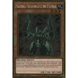 Yugioh - Soldat Sentinelle De Pierre (GOLD) [MVP1G]