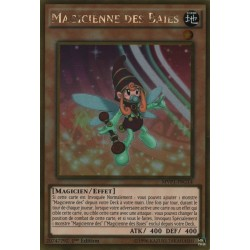 Yugioh - Magicienne Des Baies (GOLD) [MVP1G]