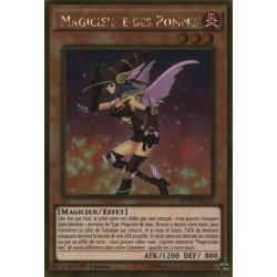 Yugioh - Magicienne Des Pommes (GOLD) [MVP1G]