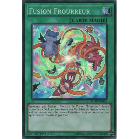 Yugioh - Fusion Frourreur (SR) [FUEN]