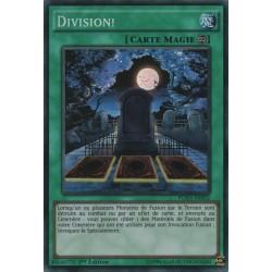 Yugioh - Division! (SR) [FUEN]