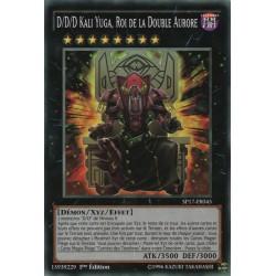 Yugioh D/D/D Kali Yuga, Roi de la Double Aurore (C) [SP17]