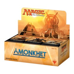 Boite Amonkhet VO (36 boosters) (28/04/2017)