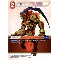 Final Fantasy - Feu - Ifrit (FF2-002C)