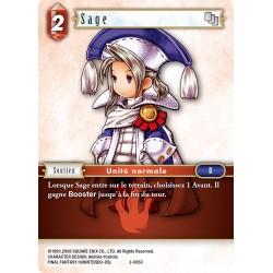 Final Fantasy - Feu - Sage (FF2-005C)