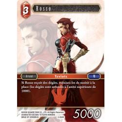 Final Fantasy - Feu - Rosso (FF2-024R)
