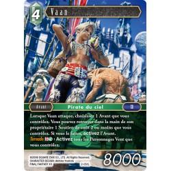 Final Fantasy - Vent - Vaan (FF2-051L)