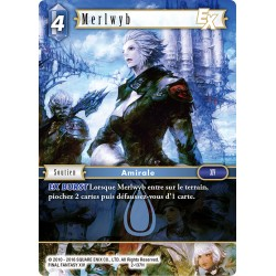Final Fantasy - Eau - Merlwyb (FF2-137H)