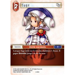 Final Fantasy - Feu - Sage (FF2-005C) (Foil)