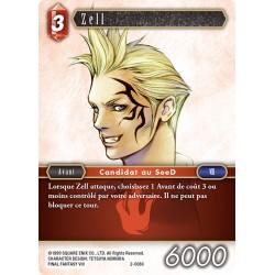 Final Fantasy - Feu - Zell (FF2-008C) (Foil)