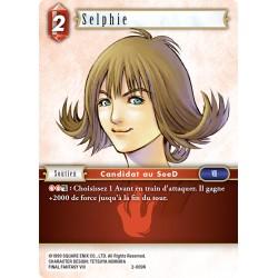 Final Fantasy - Feu - Selphie (FF2-009R) (Foil)