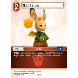 Final Fantasy - Feu - Montblanc (FF2-021C) (Foil)