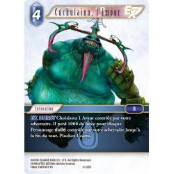 Final Fantasy - Eau - Cuchulainn, l'Impur (FF2-133R) (Foil)