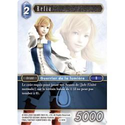 Final Fantasy - Eau - Refia (FF2-141H) (Foil)