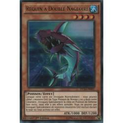 Yugioh Requin À Double Nageoire (UR) [DUSA]