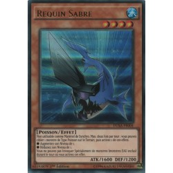 Yugioh Requin Sabre (UR) [DUSA]