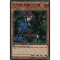 Yugioh Magicien De La Foi (UR) [DUSA]