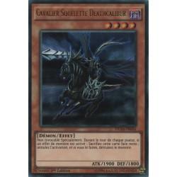 Yugioh Cavalier Squelette Deathcalibur (UR) [DUSA]