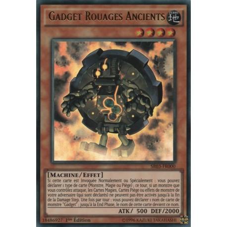 Gadget Rouages Ancients  (UR) [SR03]